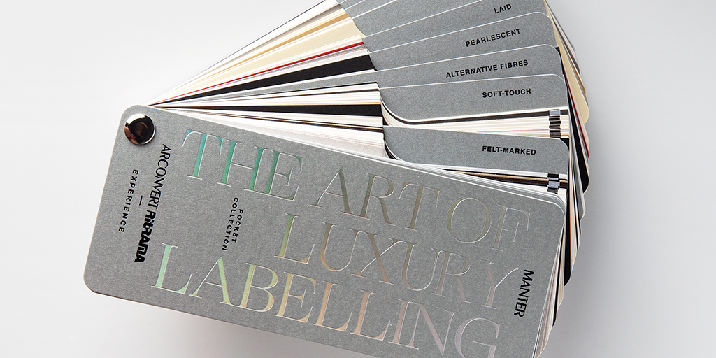 The Art of Luxury Labelling Pocket Collection